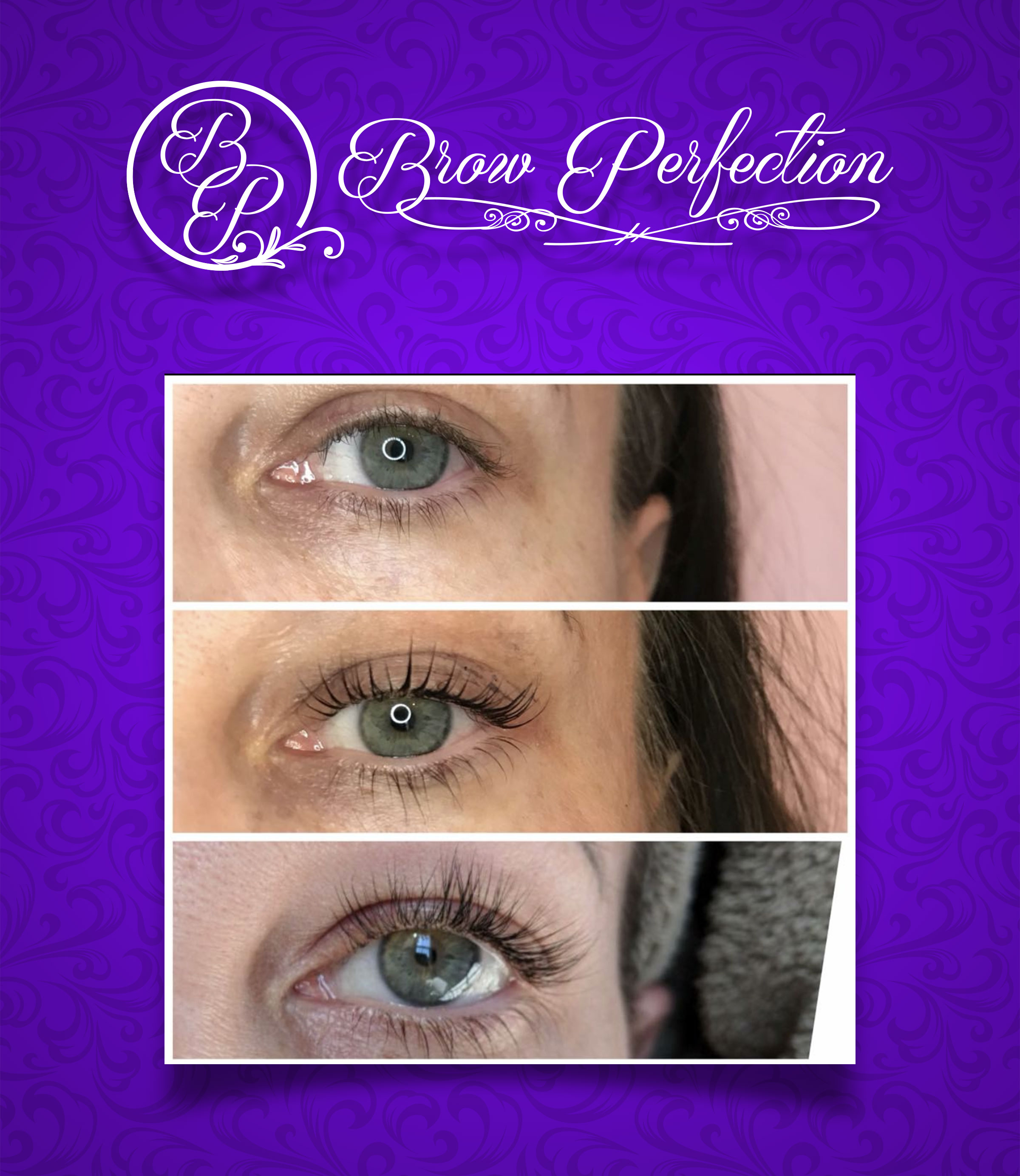 Eyelash Lift And Tint Brow Perfection
